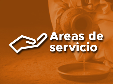 Áreas de servicio